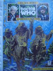 Doctor Who The Sea Devils CMS In-Vision